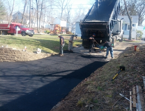 Paving Morristown NJ